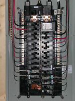 Journeyman Red Seal Electrician at affordable rate