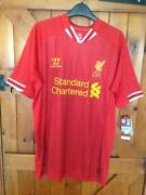 New Liverpool Football Shirt