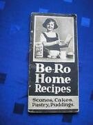 Be Ro Recipe Book