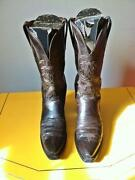 Womens Brown Boots 8.5