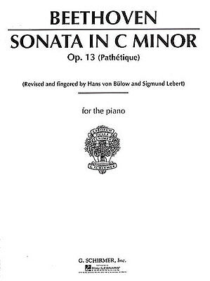 Beethoven Piano Sonata In C Minor Op.13 Pathetique Learn to Play Music