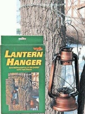 Lantern Hanger - Lantern Hanger Holder Hook Safe for Trees