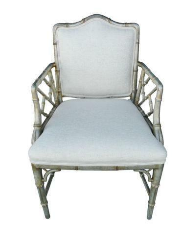 Chippendale Bamboo Chairs Ebay