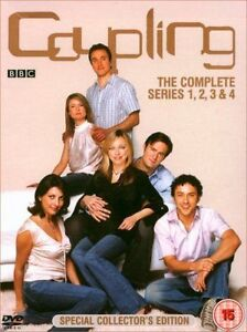 Coupling: Complete BBC Series 1 2 3 & 4 DVD Box Set Special Collectors Edition