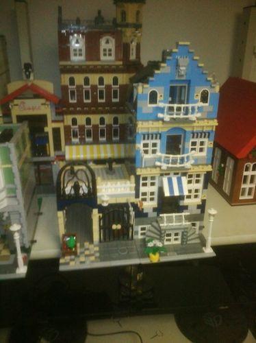 Lego house set ebay for Lego house original