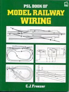 PSL Book of Model Railway Wiring By C.J. Freezer