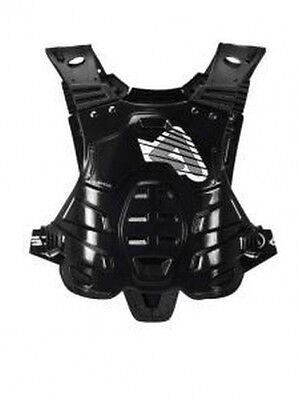 New Adult Acerbis Profile Body Armour Motocross Neck Brace Compatible Black