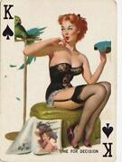American Beauty Playing Cards