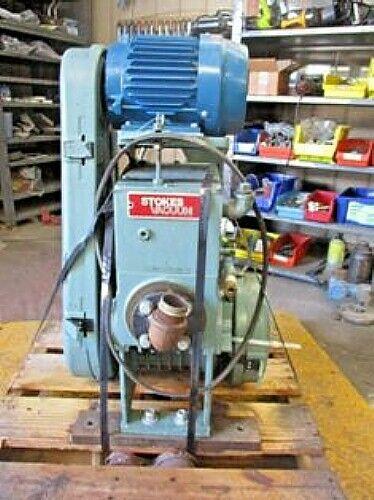 50 cfm STOKES VACUUM PUMP 148-10 230-460 volt 2 Hp