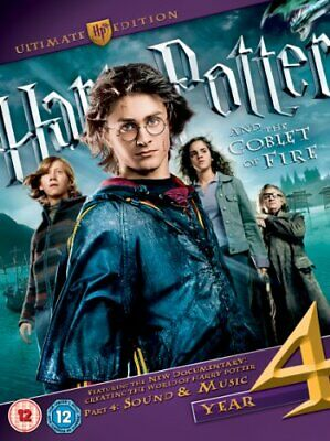 Harry Potter and the Goblet of Fire (Ultimate Edition) - Double P... - DVD  FUVG