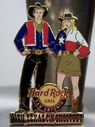 Hard Rock Cafe Pin San Antonio