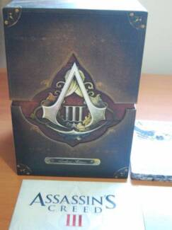 Assassins Creed 3 - Freedom Edition - PC (no game)