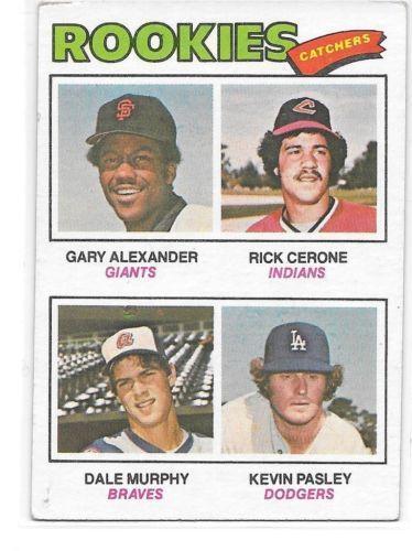 Dale Murphy Baseball Ebay