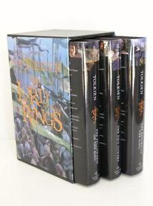 Lord of the rings and hobbit box set books