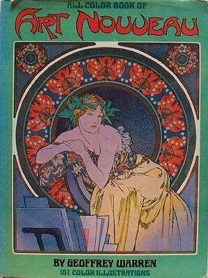 Купить All Colour Book of Art Nouveau