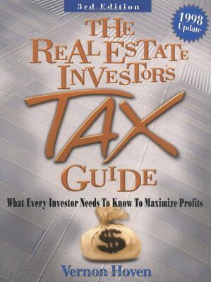 The Real Estate Investors Tax Guide   What Every