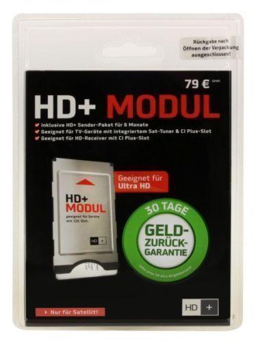 HD + CI+ Modul inkl. HD+ Karte für 6 Monate Sat Receiver HDTV Plus ASTRA-HD.***