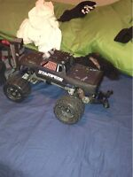 Traxxas stamped