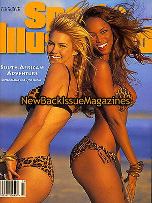 Sports Illustrated Swimsuit 1 96 Tyra Banks January 1996 New