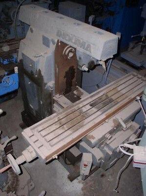 14 X 67 Induma Universal Milling Machine 7 Hp Nice