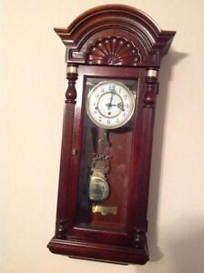 Howard Miller Wall Clock Ebay