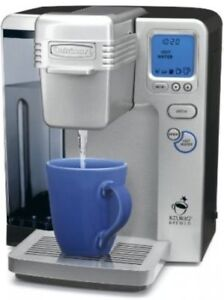 Cuisinart SS-700 Single Serve Coffee Maker Silver-AND MORE