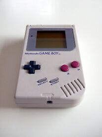 original gameboy average condition plus tetris 2
