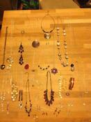 Job Lot Vintage Jewellery
