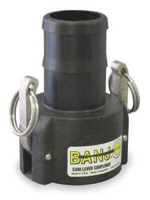 Banjo 075C Polypropylene Cam & Groove Fitting, 3/4