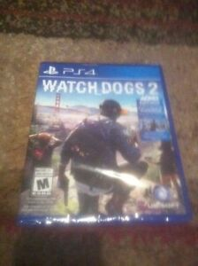 Watch Dogs 2 PS4 Playstation 4 (Brand New)