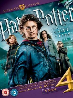Harry Potter and the Goblet of Fire (Ultimate Edition) - Double Play (Blu-ray +