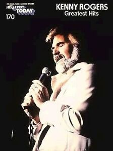 Kenny Rogers Greatest Hits by Hal Leonard Publishing Corporation (Paperback /...