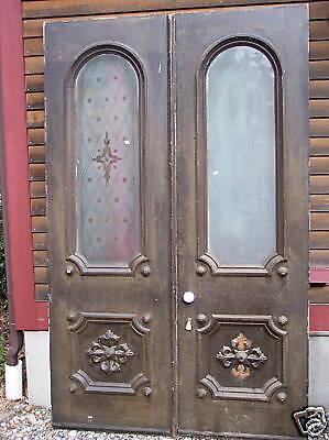 Victorian Entry Doors.