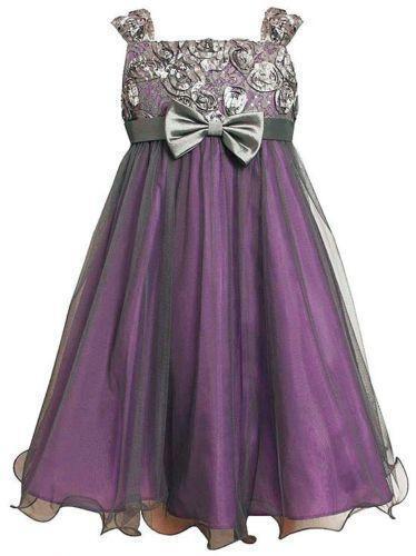 Girls Bonnie Jean Dress Size 12 Ebay