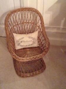 Wicker Chair Ebay