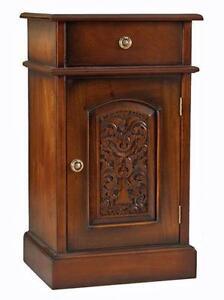 Antique Mahogany Bedside Tables