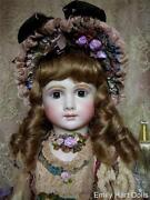Reproduction Porcelain Doll