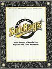 Toronto Blue Jays Original Baseball Vintage Programs