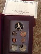 Prestige Silver Proof Set