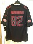 San Francisco 49ers Black Jersey