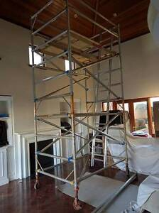 Mobile Scaffold Tower Hire Rossmoyne Canning Area Preview