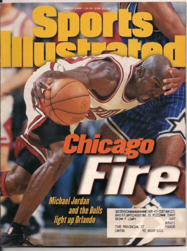 Michael Jordan Magazine Ebay