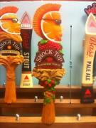 Shock Top Beer Tap Handle