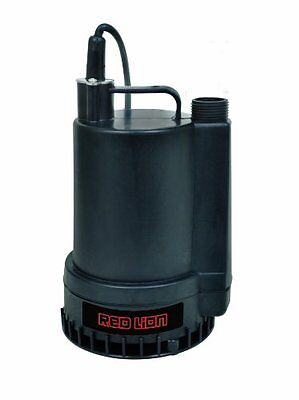Red Lion Rl-mp16 1300 Gph 16 Hp Thermoplastic Submersible Utility Pump