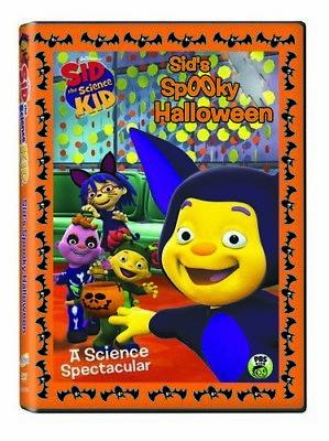 Sid the Science Kid: Sid's Spooky Halloween [New DVD] (Halloween Spooky Movies)
