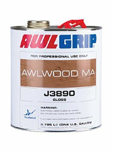 Awlgrip Awlwood MA Exterior Clears System Gloss Finish Qt J3890/1QTUS