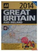 AA Road Atlas Britain