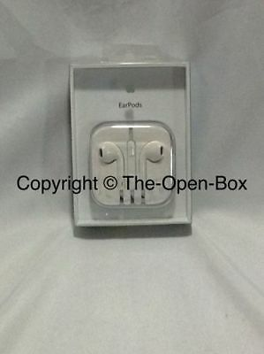 Apple MD827LL/A EarPods with Remote and Mic - Standard Packaging - White
