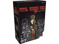 Gigamic Fatal Rendez Vous Board Game new unused