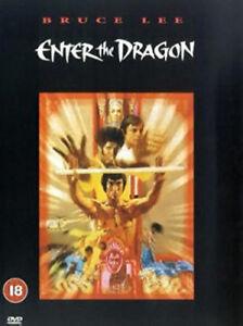 Enter the Dragon (Uncut) DVD (2001) Bruce Lee